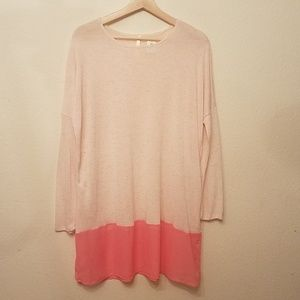 Tops - Knitted long top